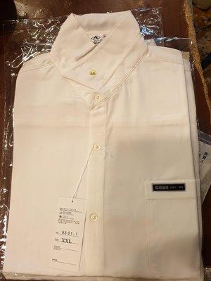 M~2L防皺長袖襯衫