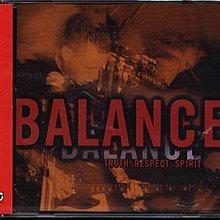 K - Balance - Truth Respect Spirit - 日版 - NEW