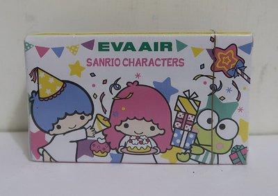 EVA 長榮航空 Hello Kitty 撲克牌-Sanrio Characters 派對版