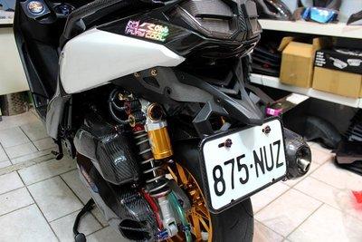 【翰翰二輪】BWSR 大B 完整移植 Racing雷霆S150 鋁合金後牌版 直上免修改 無違和感 不搖晃超牢固 超霸氣