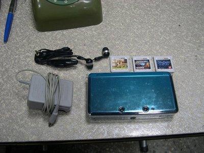 {詠鑫}-Nintendo-任天堂-3DS-掌上型電玩-