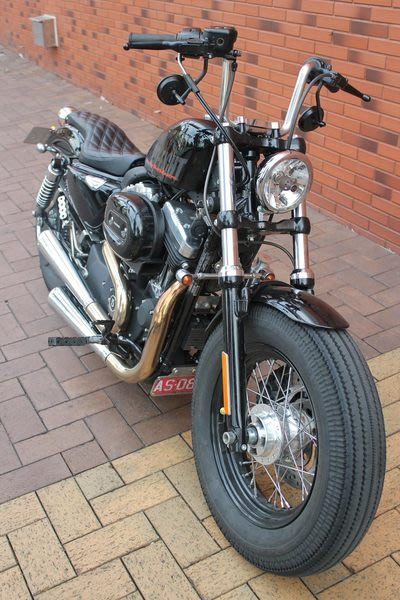 (I LOVE樂多)SPORTSTER 25.4MM小U把 免改線 Old school CHOPPERS LOW RIDER可參考