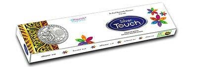 [綺異館] 印度香 銀之接觸 50g Flourish fragrance silver touch售 Satya