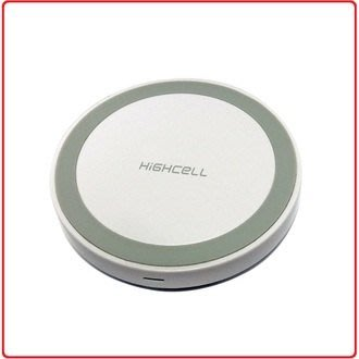 含發票 【支援蘋果快充】 HighCell 宏磊科技 5W 無線充電盤 支援內建符合Qi無線充電功能之行動通訊設備