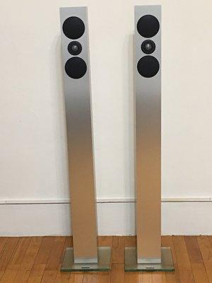 德國製瑞華士Revox Re:sound S column 02 (no.2029 & no.2030) 直立式高階喇叭