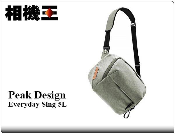 ☆相機王☆Peak Design Everyday Sling 5L 隨行者攝影包 相機包 鼠尾草綠 (3)