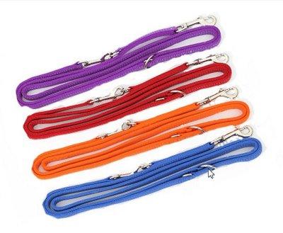 ☆Petmily寵物迷☆厚度x2 + 6種牽法的多功能牽繩