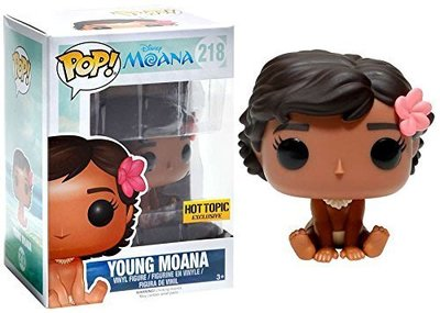 【Sunny Buy寶貝館】◎預購◎Funko POP Disney 海洋奇緣Young Moana Hot Topic