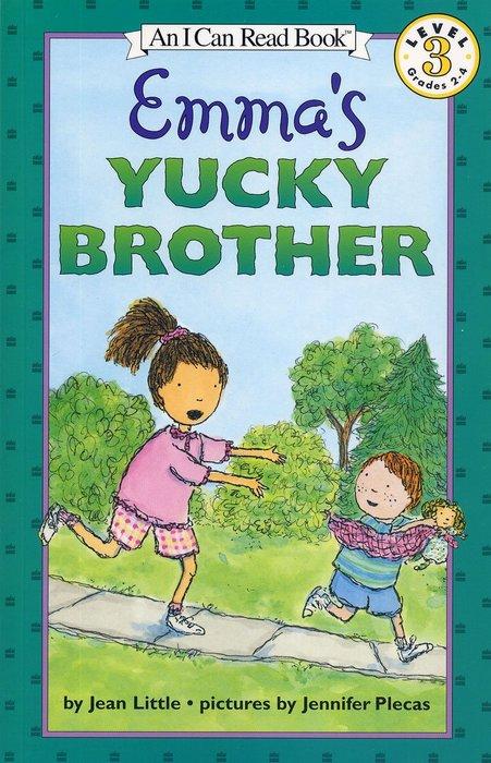 *小貝比的家*EMMA'S YUCKY BROTHER / L3 /平裝/汪培珽--第四階段