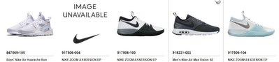 【n0900台灣健立最便宜】2017 NIKE-男女兒童多款運動休閒鞋-(多選一)可用上面的型號和色號,詢問你想要的尺寸