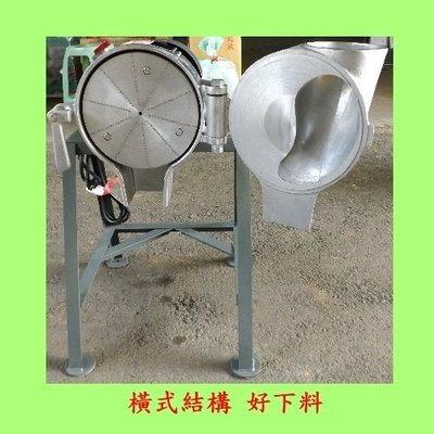陽光小站-橫式磨漿磨泥機-好下料好清洗...
