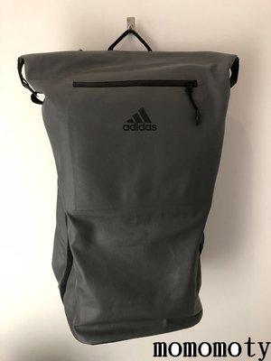 ADIDAS 大容量 運動 雙肩 背包 後背包 灰色 鐵灰 學生 書包 筆電包 旅行包 BR6651 請先詢問庫存