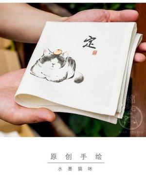 古風擦汗手帕古代中國風手絹女士