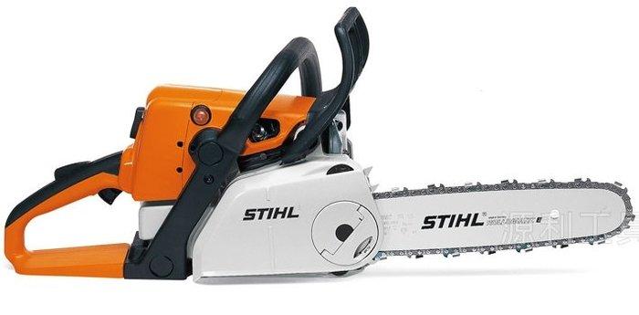 輕拉裝置|花蓮源利|德國 STIHL 鏈鋸 MS-250C MS250C 18寸 鍊鋸