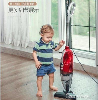 ZIHOPE 吸塵器家用地毯除螨小型手持式迷你大功率超靜音強力車用吸塵機拖 220VZI812