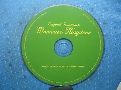 [無殼光碟]ET  月昇冒險王國  Moonrise Kingdom  電影原聲帶