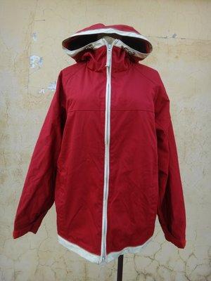 jacob00765100 ~ 正品 日本品牌 X-nix 暗紅色 滑雪服/外套 size: M