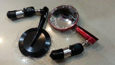 【二輪機車部品】MAGAZI MG-1869 端子後照鏡 圓鏡 後照鏡 復古鏡 把手端 端子鏡 FORCE 檔車