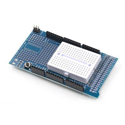 MEGA 2560 R3 Prototype Shield V3.0擴展開發板170孔迷你面包板-ZCW812