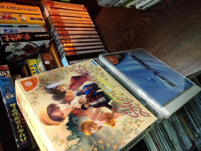 勿提問勿下標 很便宜限自行來店買 SEGA Dreamcast DC 二手 遊戲片 只賣50起 店內另有大量遊戲可買