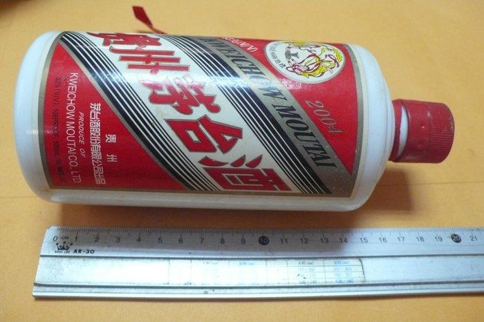 紫色小館84----------貴州茅台酒{空瓶}