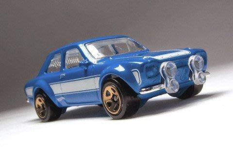 (I LOVE樂多)hot wheelshot 70 ford escort rs1600 福特 風火輪玩命關頭保羅沃克