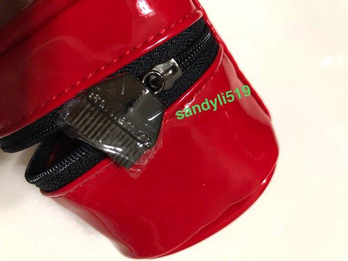 Shu uemura 植村秀零刷痕 限量紅色 #55刷痕粉底刷限量包