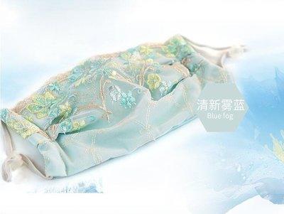 誠信家具 夏季口罩女薄款防曬 防塵透氣遮陽冰絲時尚蕾絲口罩
