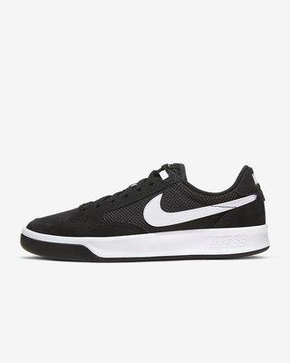 南◇2020 6月 Nike SB Adversary CJ0887-001 黑色 白勾勾 滑板 休閒復古鞋
