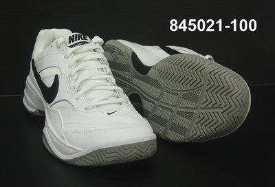 (台同運動活力館) NIKE 耐吉 COURT LITE 網球鞋 845021-100