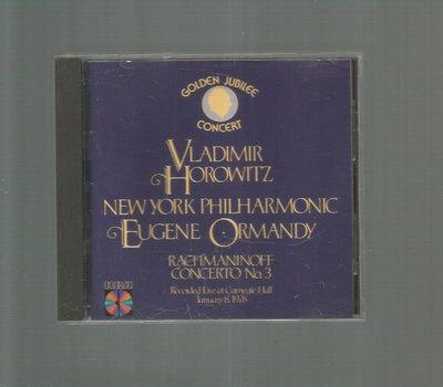 霍洛維茲 Horowitz [ GOLDEN JUBILEE ] 日本版 CD附英文解說