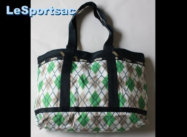 【LeSportsac】7008 3957 / CADDY 側肩包 托特包 旅行袋*全新正品,美國寄出*