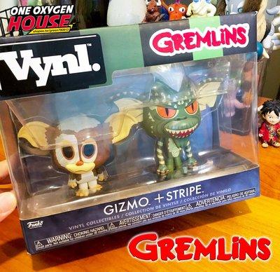 美國 FUNKO VYNL Gremlins Gizmo Vinyl Stock 經典系列 小精靈 魔怪 小魔怪