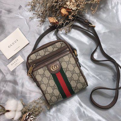 Gucci Ophidia 肩背小包