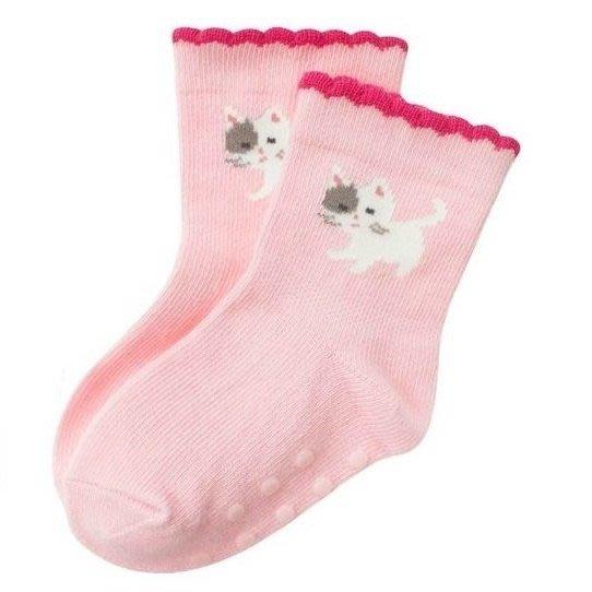 Gymboree 甜蜜小貓 嬰兒襪 短襪 3-6M,6-12M,12-18M,18-24M【官網正品】