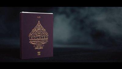 [魔術魂]又一挑戰ACAAN的紙牌魔術~~孤立的紙牌~~Isolated Red~~by Mr. Xuan