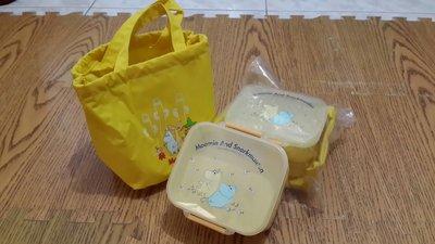 Moomin 魯魯咪雙層餐盒