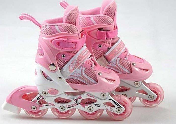 【易發生活館】新品送兒童最佳禮物!溜冰鞋兒童套裝輪滑鞋直排旱冰鞋全套滑冰鞋 運動鞋 直排鞋