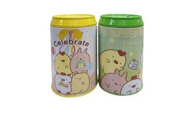 佳佳玩具 ----- 正版授權 團子家族 爆米花 大可樂罐 存錢桶 存錢筒 【30TZ-CB-01】