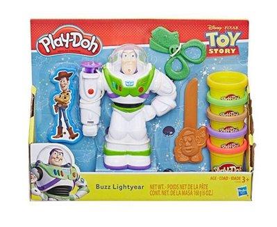 Play-Doh培樂多-巴斯光年遊戲組...