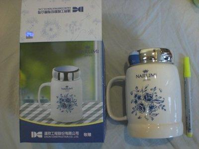 107股東會紀念品~達欣工~NARUMI 鏡面馬克杯 500ml 尺寸約:直徑6.8*高13cm