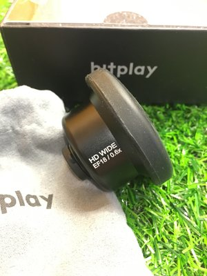 【親蔡賣】 bitplay HD高階廣角鏡頭 二手正品