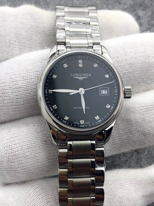 (((瑪奇亞朵的珠寶世界))LONGINES瑞士浪琴 時計機械女用手錶   功能正常 特價起標