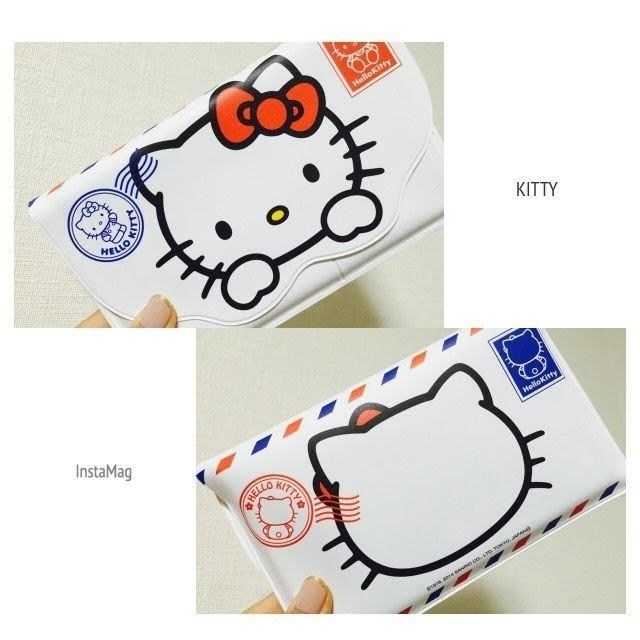 Ariel's Wish-2014日本郵局郵便局限量三麗鷗Hello kitty大頭凱蒂貓存簿套存摺套提款卡套護照套