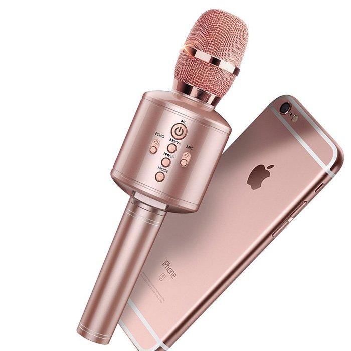 EARISE/雅蘭仕全民K歌神器手機話筒麥克風無線家用唱歌音響一體