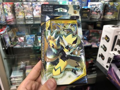 【雙子星】寶可夢 PTCG SM10 預組 zeraora 神奇寶貝 pokemon