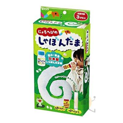 日本 KUTSUWA 神奇長泡泡製造器【小元寶】超取