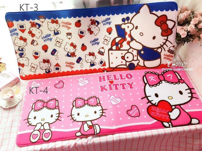 hello kitty長方形地墊美樂蒂卡通飄窗墊雙子星布朗熊防滑地毯
