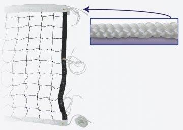 【綠色大地】CONTI 強拉力繩排球網 A2051 比賽 訓練 45合 排球網 排球 足球 MOLTEN XONNES