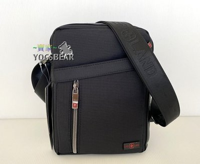 【YOGSBEAR】 直立式 USB充電包 OVERLAND 十字軍 側背包 斜背包 平板袋 5629 小